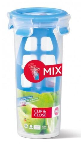 Emsa Mixbecher Clip & Close, 0,5 Liter