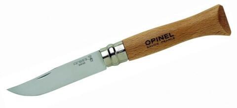 Opinel Messer, Größe 6, rostfrei