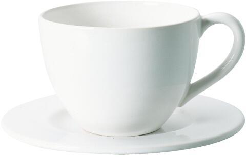 ASA Café au lait Tasse mit Untertasse