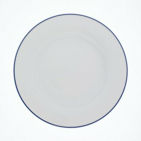 Kahla Aronda Frühstücksteller 21 cm in Blaue Linie