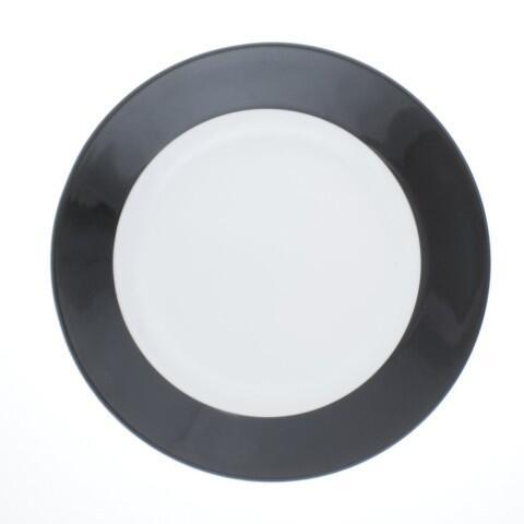 Kahla Pronto Frühstücksteller 20,5 cm in schwarz