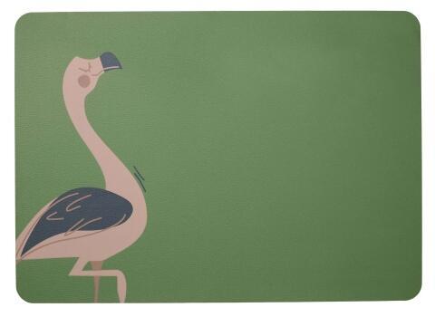 ASA Tischset Kids Fiona Flamingo