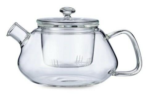 Viva Scandinavia Teekanne Nicola aus Glas