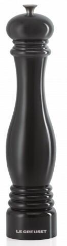 Le Creuset Pfeffermühle in schwarz, 30 cm