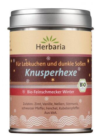 Herbaria Knusperhexe, Lebkuchen- & Saucengewürz