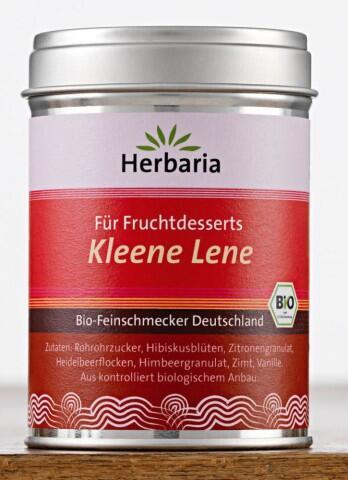 Herbaria Kleene Lene, für Fruchtdesserts