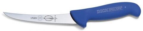 Dick ErgoGrip Ausbeinmesser, geschweifte Klinge semi-flexibel