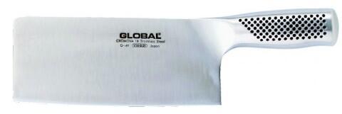 Global G-49 Yoshikin Chinesisches Hackmesser 18 cm