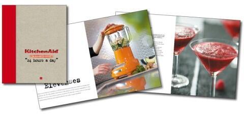 KitchenAid - Das Blender Kochbuch