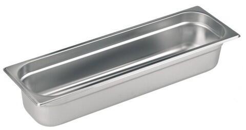 Lacor GN-Behälter 2/4 (530 mm x 165 mm)