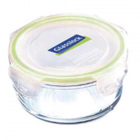 Glasslock Frischhaltebehälter rund