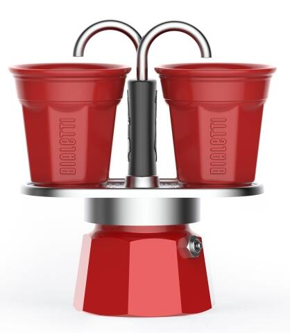 Bialetti Set Mini Express Red