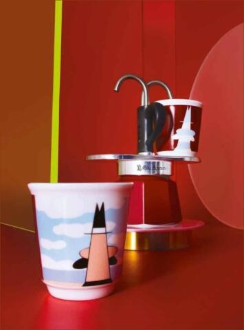 Bialetti Set Mini Express Magritte