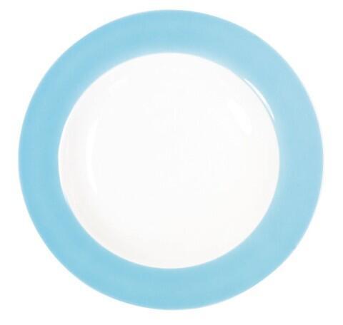 Kahla Pronto Suppenteller 22 cm in himmelblau