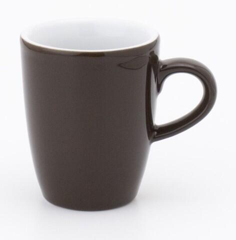 Kahla Pronto Espresso-Obertasse hoch 0,10 l in schokobraun