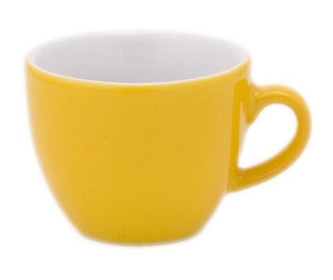 Kahla Pronto Espresso-Obertasse 0,08 l in orange-gelb