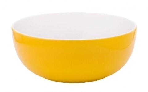 Kahla Pronto Schüssel 21 cm in orange-gelb