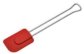 Küchenprofi Teigschaber in rot