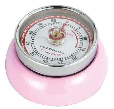 Zassenhaus Timer Speed in pink