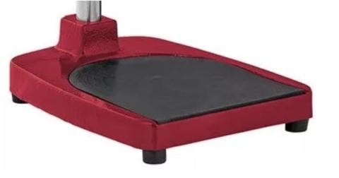 cilio Standfuß für Profi-Granatapfelpresse in rot