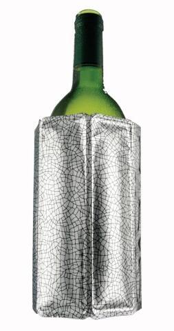 Cilio Kühlmanschette Wine Cooler silber