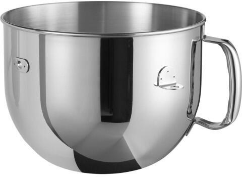 KitchenAid Edelstahlschüssel mit geschlossenem Griff, 6,9 L