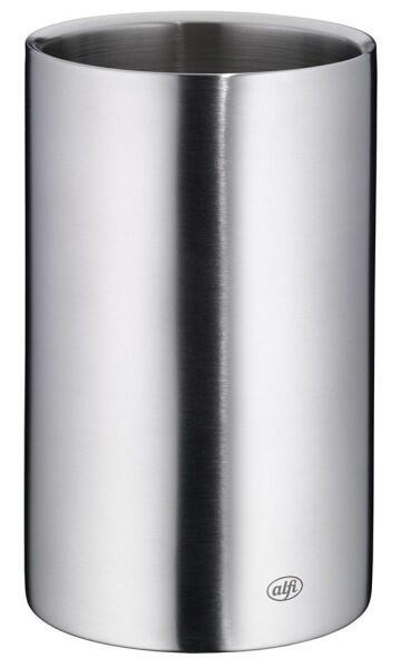 alfi Flaschenkühler Vino aus Edelstahl, matt