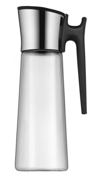 WMF Wasserkaraffe mit Griff Basic schwarz