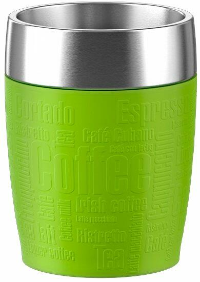 Emsa Isolier-Trinkbecher Travel Cup in limette
