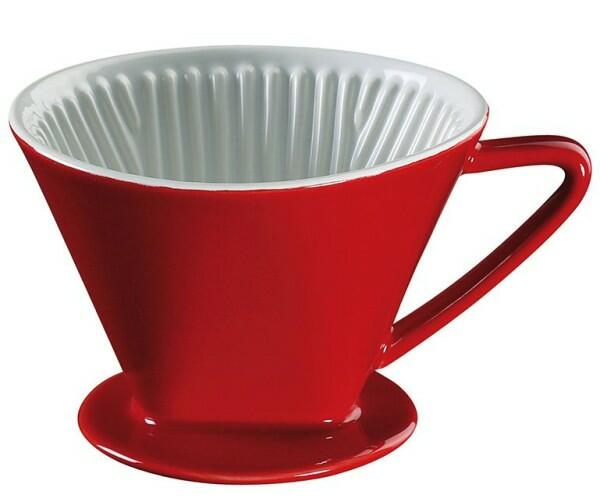 Cilio Kaffeefilter Größe 4 Amarena