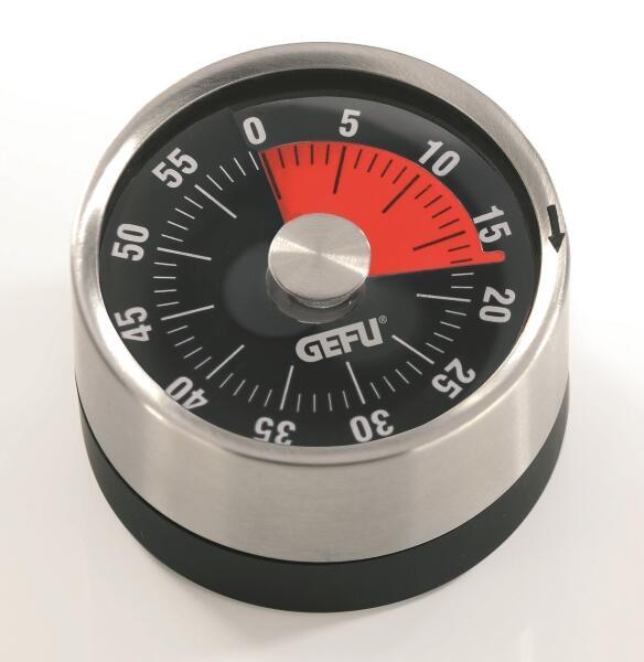 GEFU Timer mit 61 mm Durchmesser