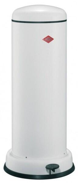 Wesco Big Baseboy 30 Liter mit Dämpfer in weiß