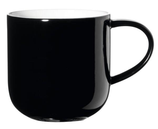 ASA Henkelbecher Coppa in schwarz