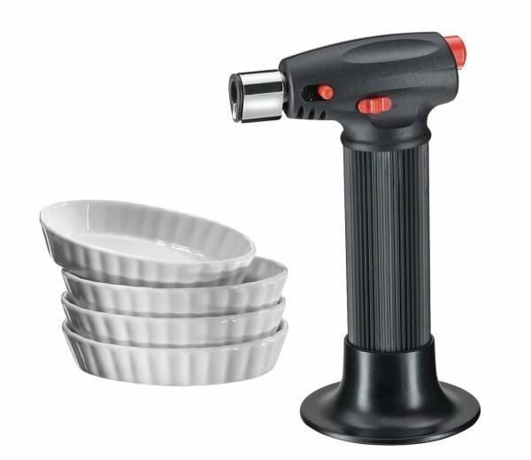 Küchenprofi Creme Brulée Set Eco, 5-teilig
