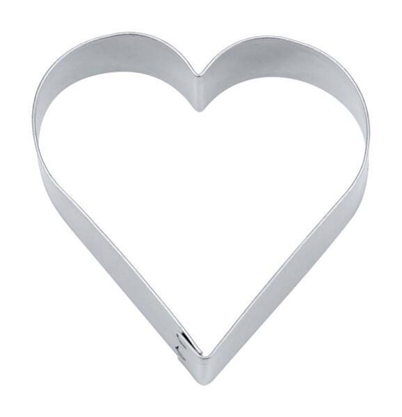 Städter Ausstechform Herz 15,5 cm / H 3 cm
