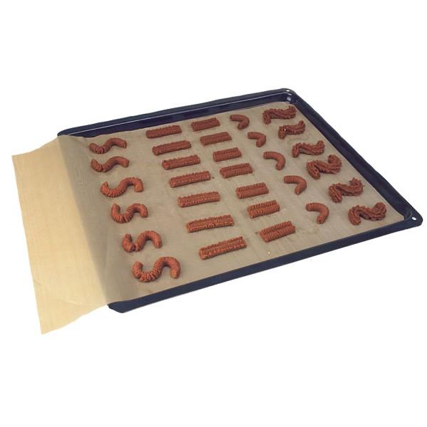 Städter Backofenfolie Dauer-Backtrennfolie 40 x 50 cm Beige