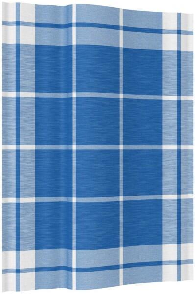 Geschirrtuch Karo von Meyer-Mayor, blau