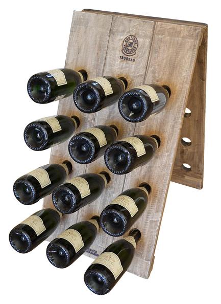 Für 24 Flaschen / 78 x 42 x 72 cm
