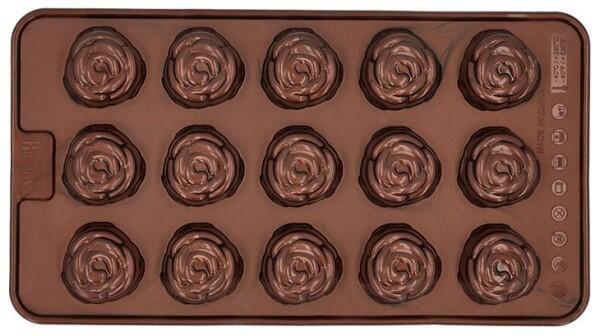 Birkmann Pralinenform Rose