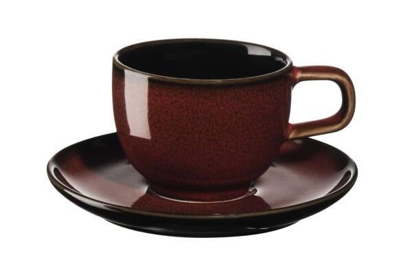 ASA Espressotasse Kolibri in rusty red