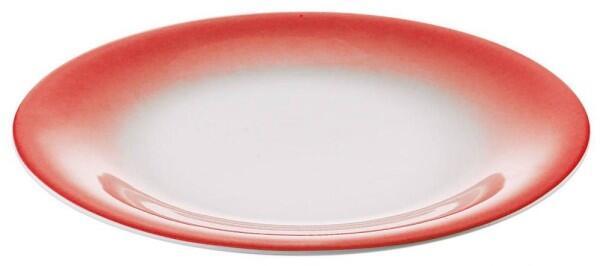 Guzzini Dessertteller Grace in rot