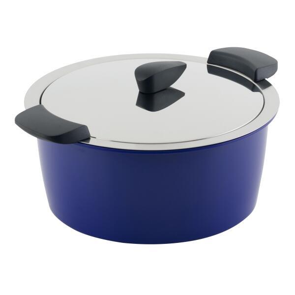 Kuhn Rikon Hotpan Servierkochtopf in violett