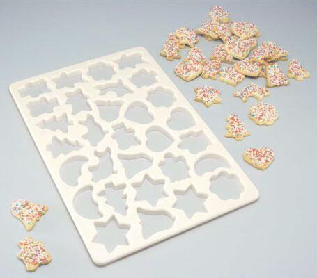 GSD Ausstechschablone für 30 Kekse