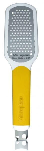 Microplane Multi-Zitrusreibe Specialty, gelb