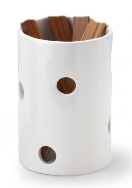 Continenta Utensilienbehälter aus Keramik, unbestückt