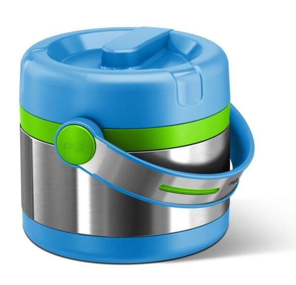 Emsa Isolier-Speisegefäß Mobility Kids in blau/grün