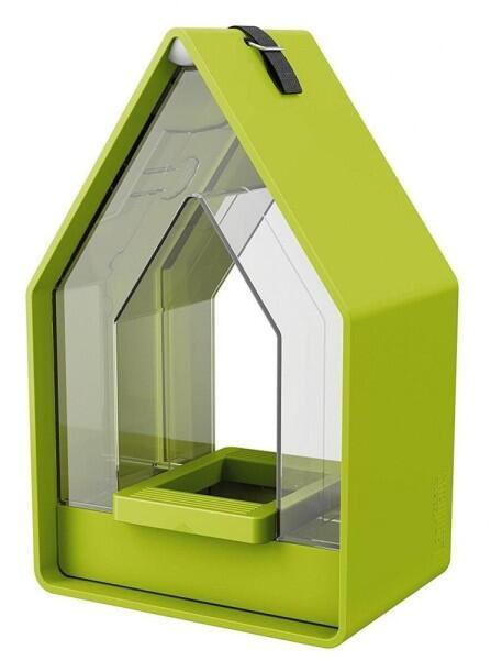 Emsa Landhaus Futtersilo in grün