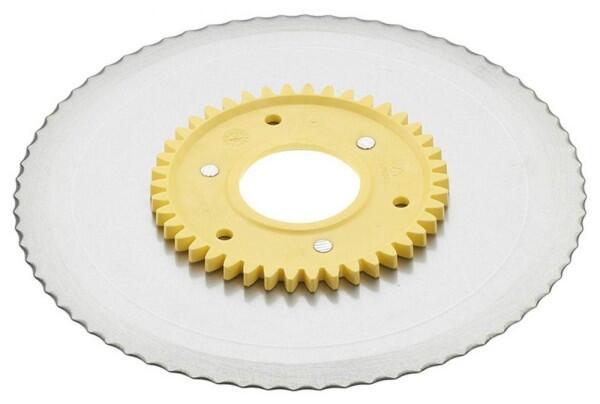 ritter Ersatzmesser mit Wellenschliff für Typ AES 53N 513.010 und E016