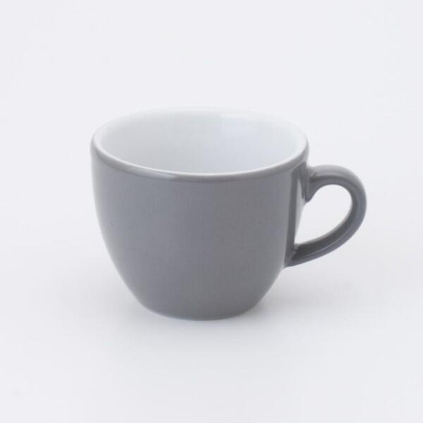 Kahla Pronto Espresso-Obertasse 0,08 l in grau