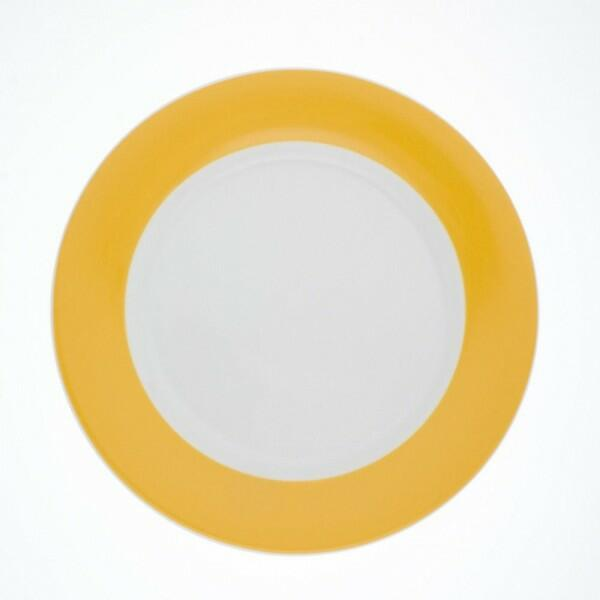 Kahla Pronto Speiseteller 26 cm in orange-gelb